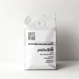 Coffee Method the Pedro Blend Subscription 2x