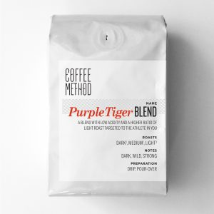 Purple Tiger Blend Coffee